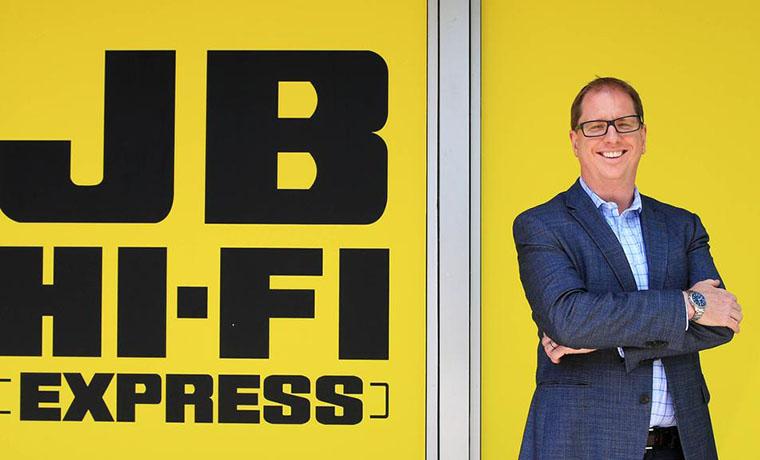 JB Hi-Fi Online Sales Up 78.1% but Warns of Lockdown Headwinds