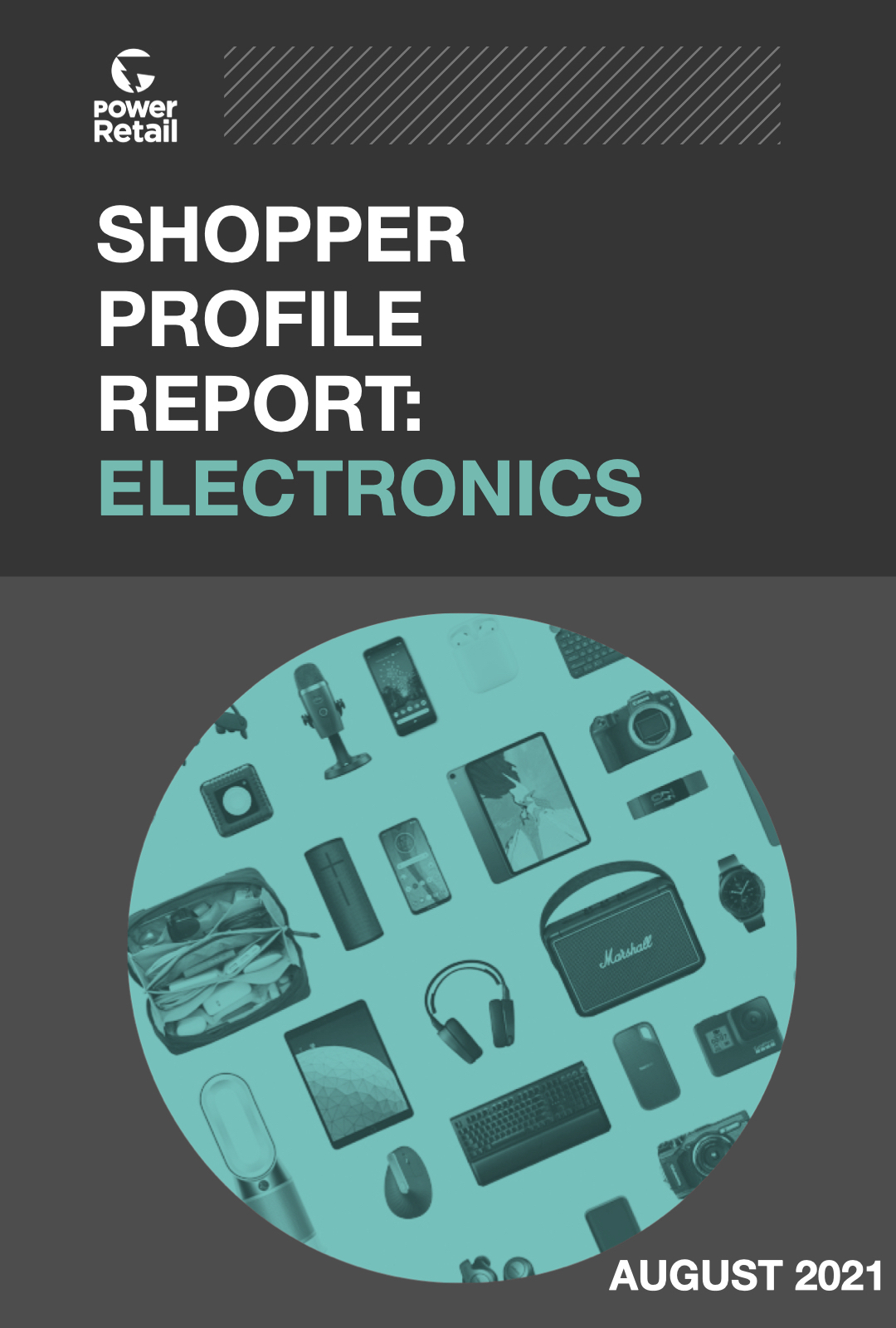 Shopper Profile Report: Electronics