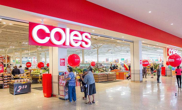Coles Named Leading Sustainable Food Retailer in Australia
