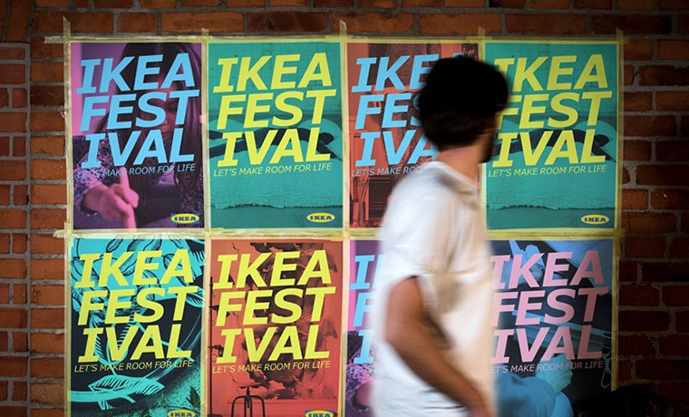 Are Digital Retail Festivals the 'Next Big Thing'? IKEA Thinks So