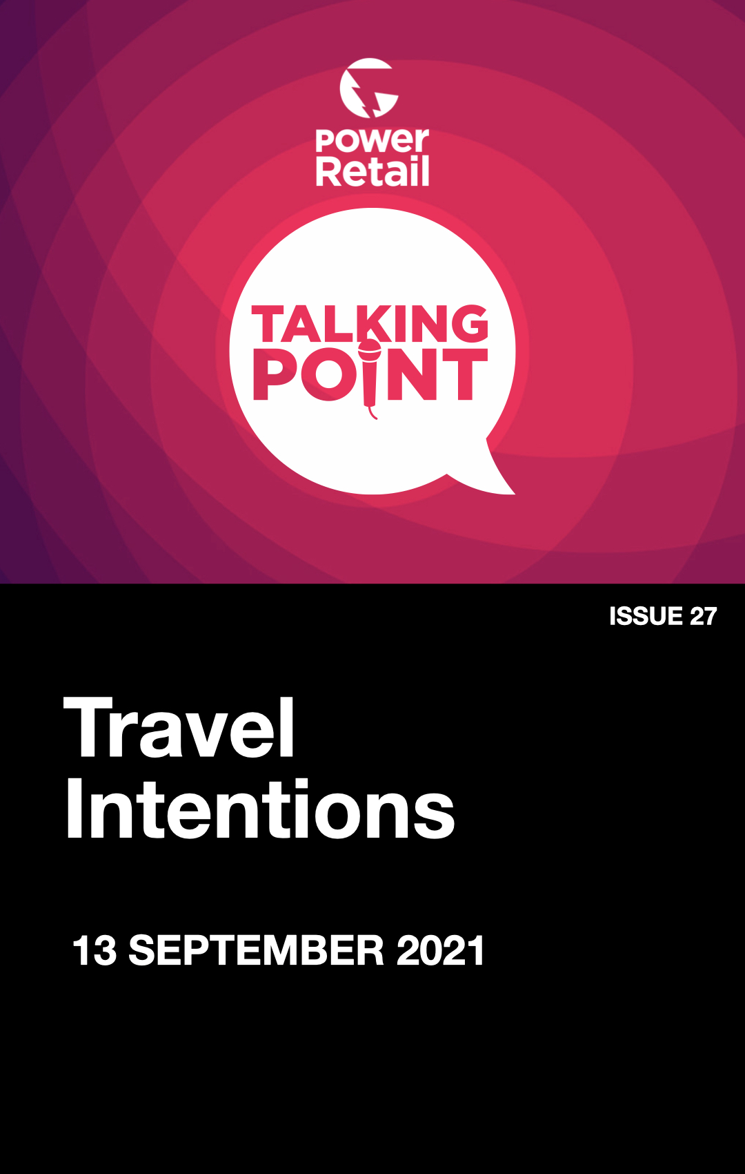 Talking Point Report #27